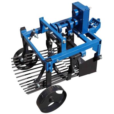 Картоплекопалка вібраційна до мотоблока Zirka-105 КК-18 під ВВП