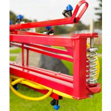 Садовий обприскувач для трактора Polmark 250 літрів польський