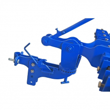 Грабли для мотоблока веерные с подъемным механизмом ГРП-1,2 MODERN (79009)