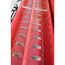 Сеялка зернотуковая СЗТ 2BFX-10 на минитрактор