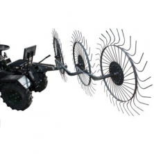 Грабли для мототрактора солнышко ГР4