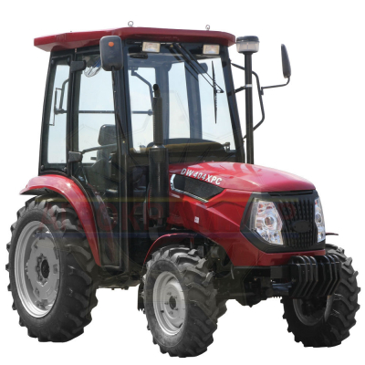 Трактор с кабиной DW 404XPС